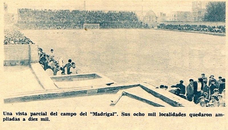 El Madrigal 1970