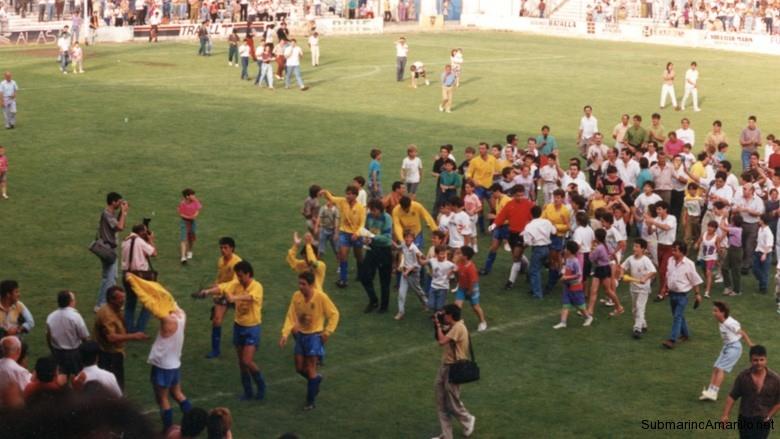 ascenso a Segunda B, 1991