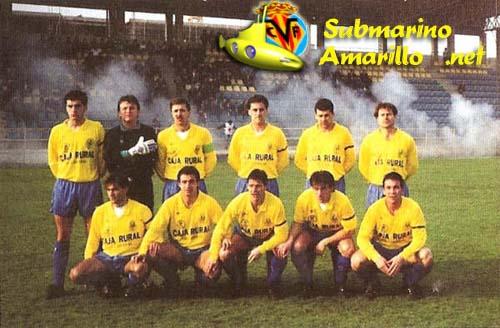 Villarreal-Hércules de la 91/92 (3-2)