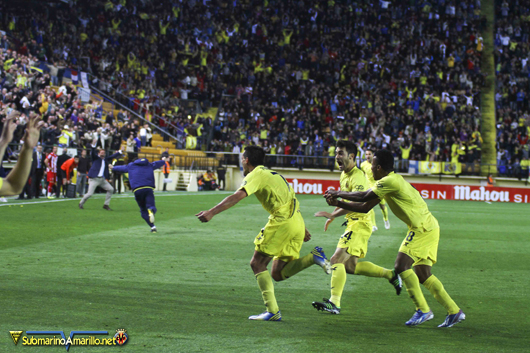El Villarreal sigue escribiendo su historia