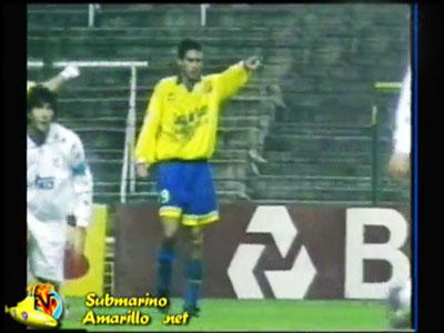 La última victoria del Villarreal en el Bernabeu
