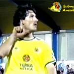 Villarreal-Atlético de Madrid 98/99