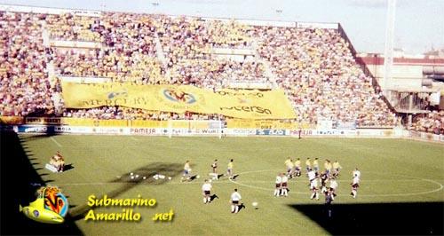La primera victoria del Villarreal en 1ªDivisión