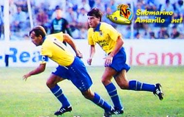 El Villarreal empezó una nueva etapa (temporada 94/95)