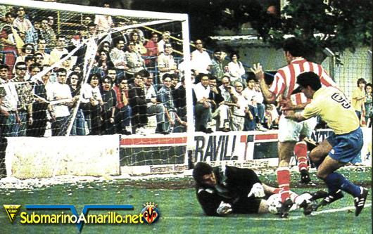 accion ofensiva villarreal girona - Otra vez el Girona FC en el camino (2012/13)