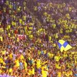 La afición del Villarreal revienta todos los registros
