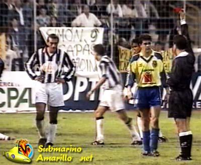 Villarreal-Castellón drama en la 93/94