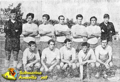 equipo campeon 70 1 - Y el Villarreal fue campeón...
