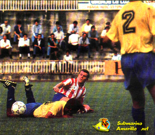 Villarreal, verdugo histórico del Girona FC