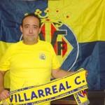 """""""Es un orgullo formar parte de la primera peña del Villarreal en la Vall"""""""