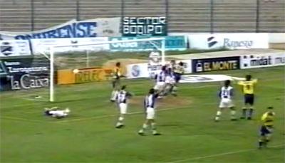 Recreativo-Villarreal temporada 1999/2000
