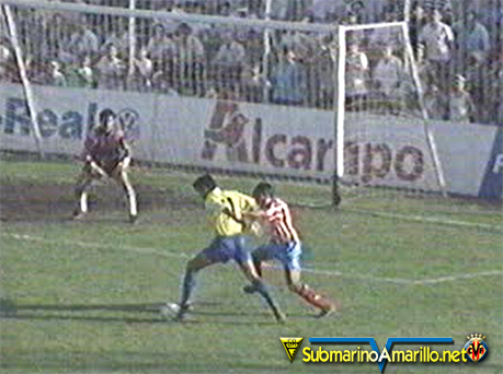 villarreal lugo92 93 1 - Villarreal CF: El día de la salvación (temporada 92/93)