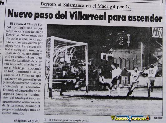 Hasta siempre UD Salamanca