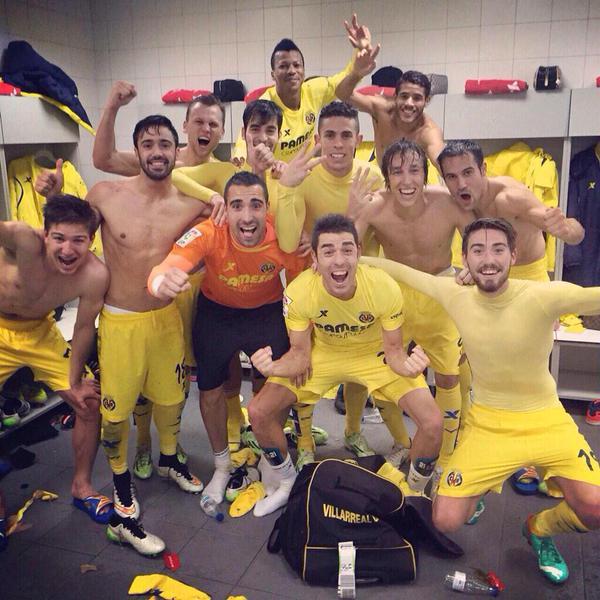 El Villarreal consigue un triunfo diferencial