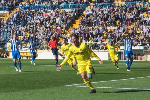 Galería de fotos del Villarreal-Deportivo