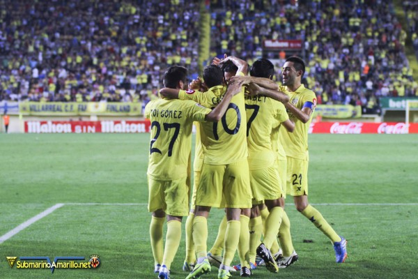 Posible once del Villarreal en Elche