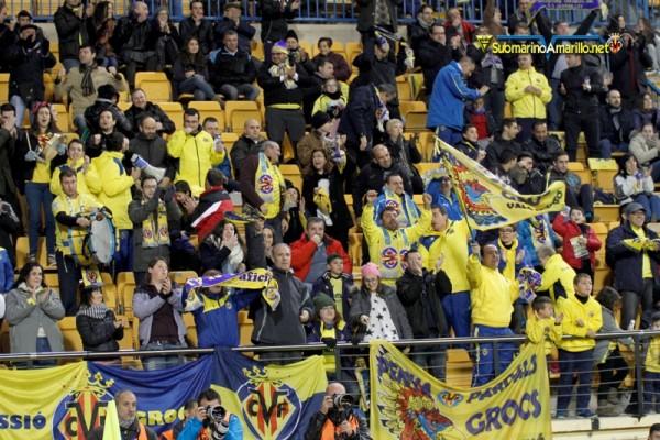 Actos de la APV para la previa del Villarreal-Elche