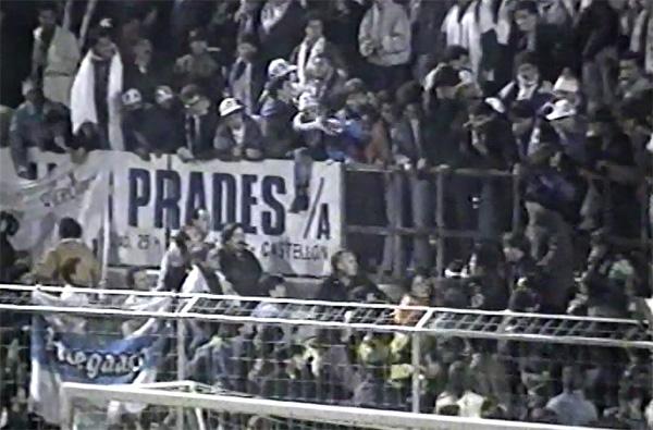 bronca en el madrigal - A tortas en El Madrigal y a cuartos de final (Villarreal-Jaén)