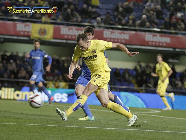 Galería de fotos del Villarreal-Getafe de Copa