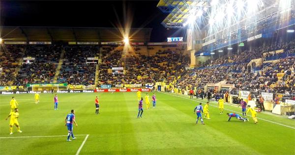 Cosas del Villarreal-Levante (1-0)