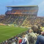 El Villarreal en lugares de descenso a Segunda