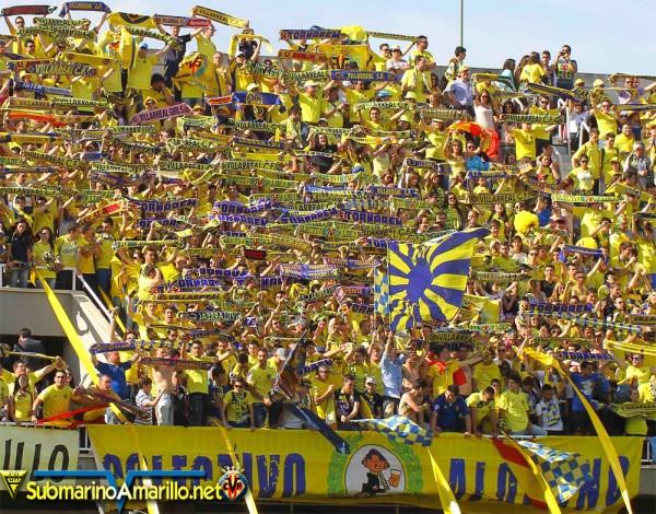 Nuestro sentimiento sin límites por el Villarreal CF