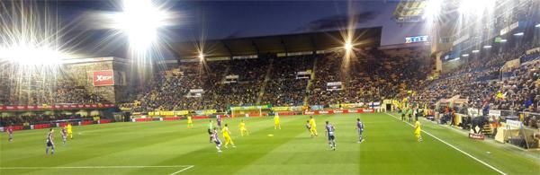 Villarreal-Eibar: La afición da el empujón necesario para el triunfo
