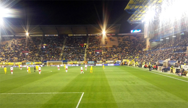 Villarreal-Salzburgo: Ventaja mínima para Austria