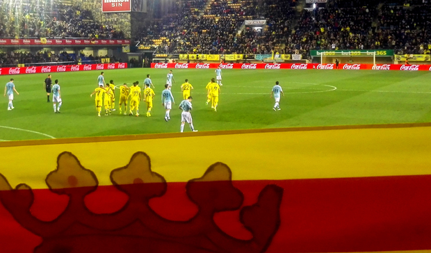 4 1alcelta - Villarreal 4-Celta 1, juegue quien juegue...