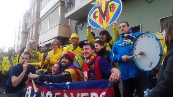 Fotos del Villarreal-Barcelona (Semifinales Copa del Rey)