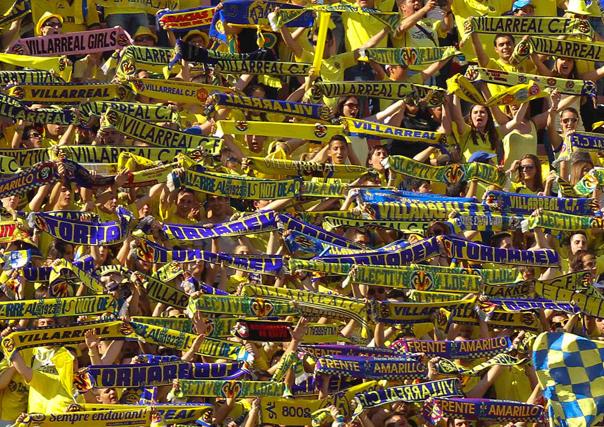 Actos programados por la APV para los octavos de final de Europa League