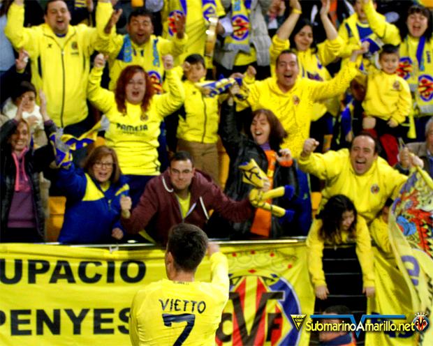 Galería de fotos del Villarreal-Celta