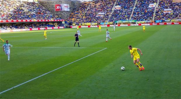 El Villarreal se estanca