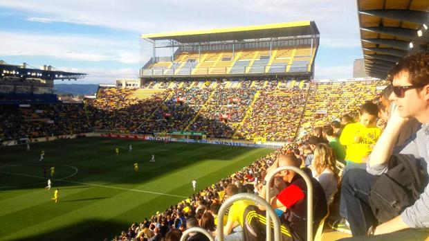 Villarreal-Córdoba: 14.092 espectadores en El Madrigal (cifra oficial)