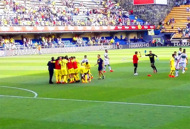 10 temporadas en Europa para el Villarreal