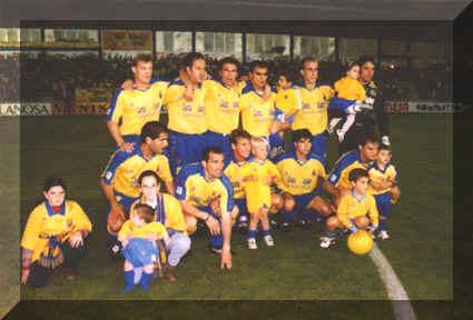 21-5-1998, Villarreal-Compostela un sueño de primera…