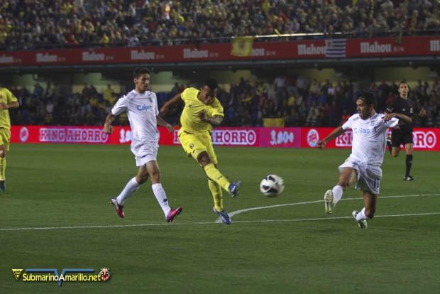 Se despide Uche del Villarreal CF
