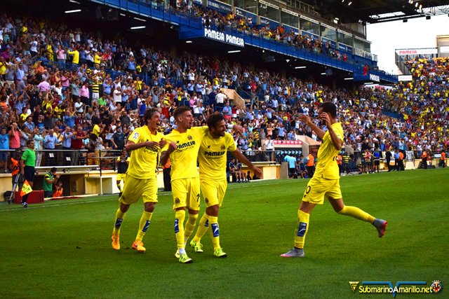 Posible once Getafe-Villarreal