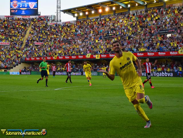 Villarreal-Athletic Club de Copa, posible once