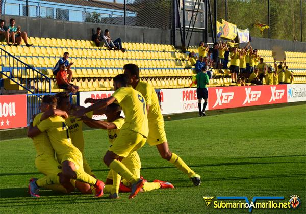 """Galería de fotos: Villarreal """"B"""" 2-Levante """"B"""" 1"""