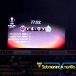Sorteo Europa League de octavos (puro), posibles rivales