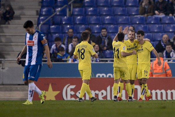 El Villarreal rescata un punto en otro mal partido
