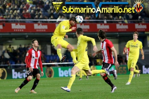 Villarreal-Athletic Club de Copa, FOTOS