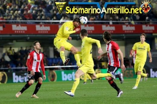 Villarreal-Athletic Club de Copa, FOTOS