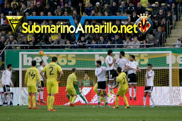 Las mejores fotos del Villarreal-Valencia