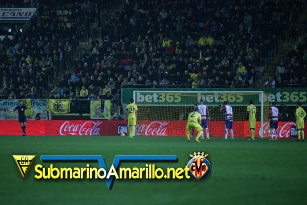 Villarreal 1-Granada 0, las fotos