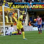 Villarreal-Sporting, las fotos