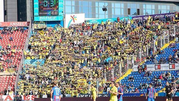 BZ7RT20CYAABr0C - Nuestro sentimiento sin límites por el Villarreal CF