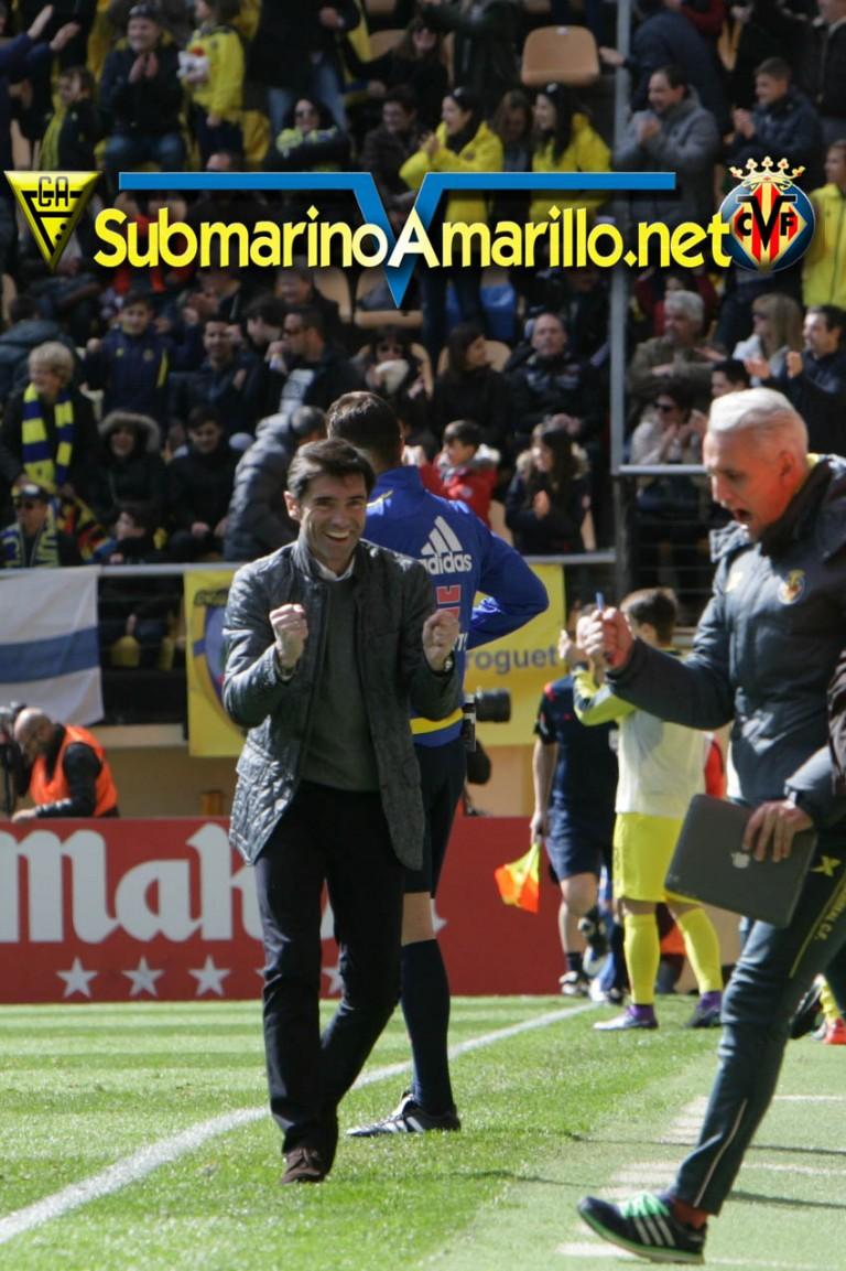 Marcelino, a pesar de las críticas, sabe de que va…