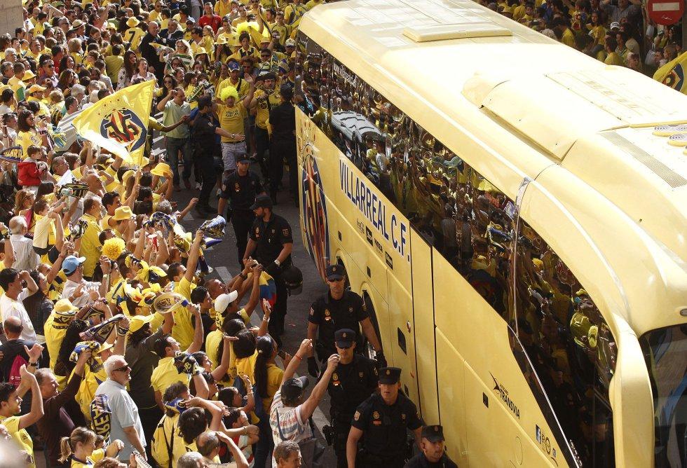 Quedada per a rebre el bus ¡¡TOTS JUNTS PODEM!!